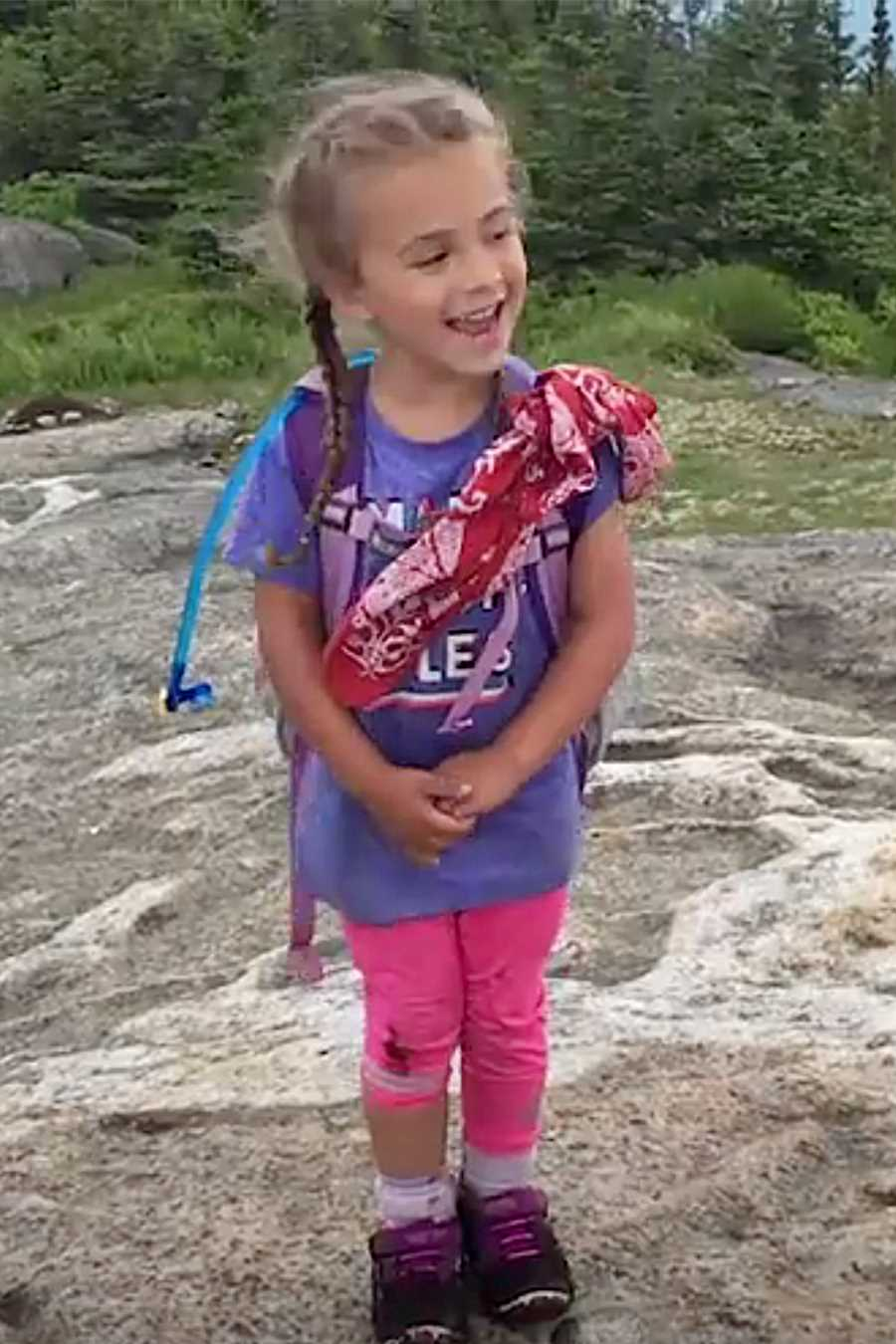 4-Year-Old Girl Becomes Youngest Person to Summit Every Adirondack High Peak to Join the '46ers Club'