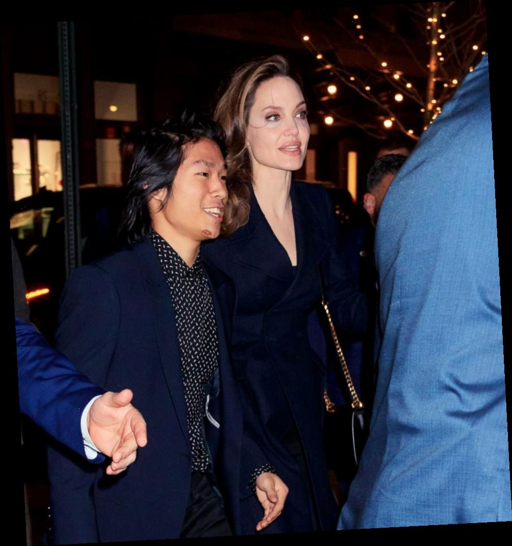 Angelina Jolie Reveals How She Spent Her Last Week With Maddox