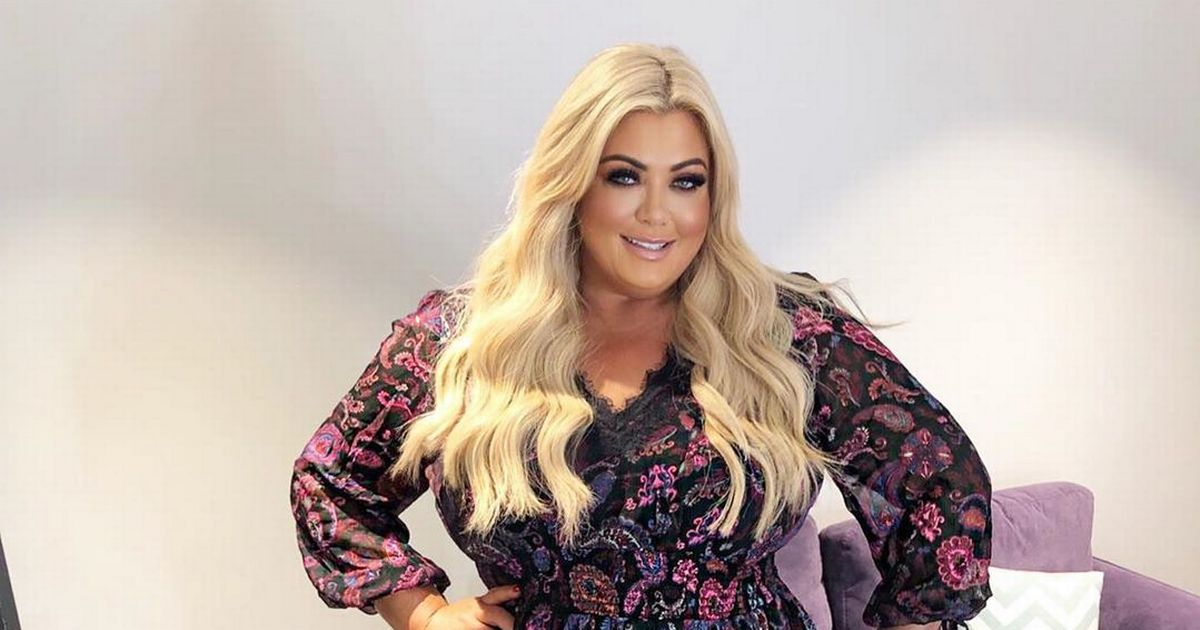 TOWIE's Gemma Collins spotted buying fake designer clothes in Manchester