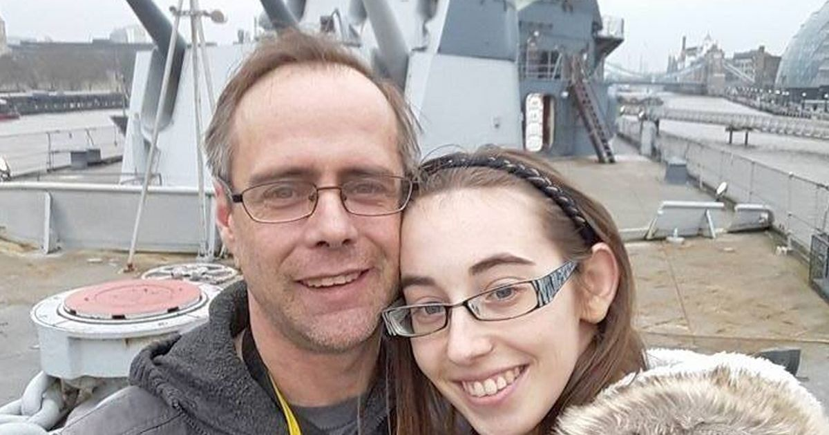 Mum who is 20 years younger than fiancé says strangers think she's his daughter