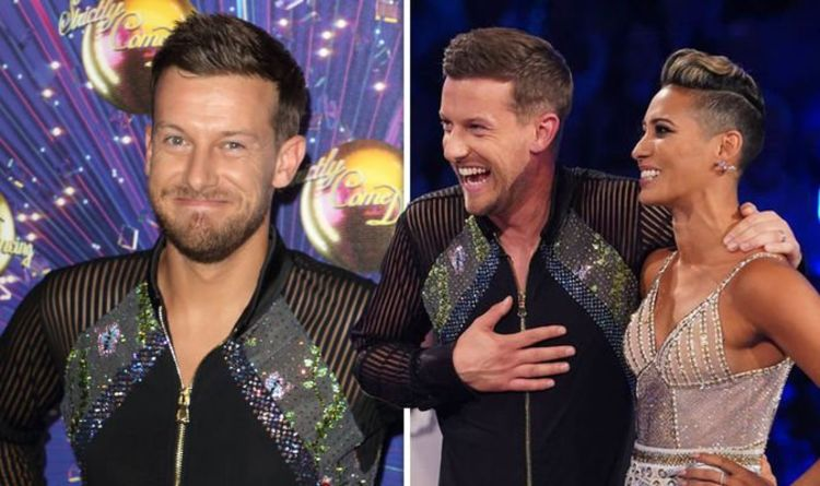 Strictly Come Dancing: 'She'd kill me' Chris Ramsey spills on tough training with Karen