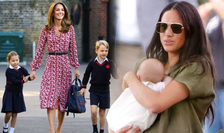 Kate Middleton v Meghan Markle: Royals have distinct differences in parenting styles