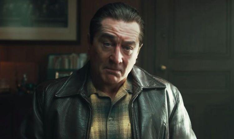 The Irishman trailer: How to watch official trailer for Robert De Niro movie