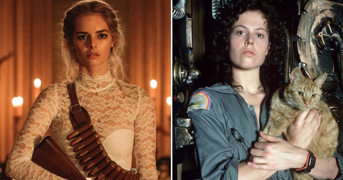 "20 ""Final Girl"" Halloween Costumes Only Badasses Can Pull Off"
