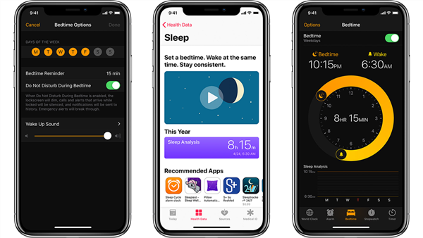 You Can Use This iPhone Feature To Train Yourself To Sleep Better