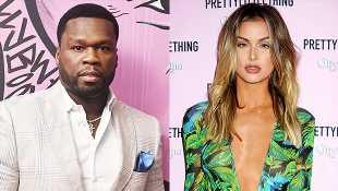 50 Cent & Lala Kent Still Feuding Despite Rapper Deleting Instagram Disses: The 'Gloves Are Off'