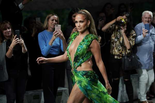 Jennifer Lopez's Story About Her Iconic Green Dress Is Proof Of Fashion's Power