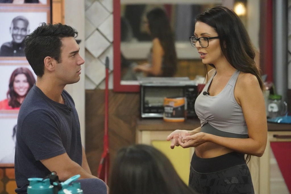 The 'Big Brother 21' Seventh Juror Sat 'Comfortably' With Julie Chen Moonves to Watch Their Goodbye Messages
