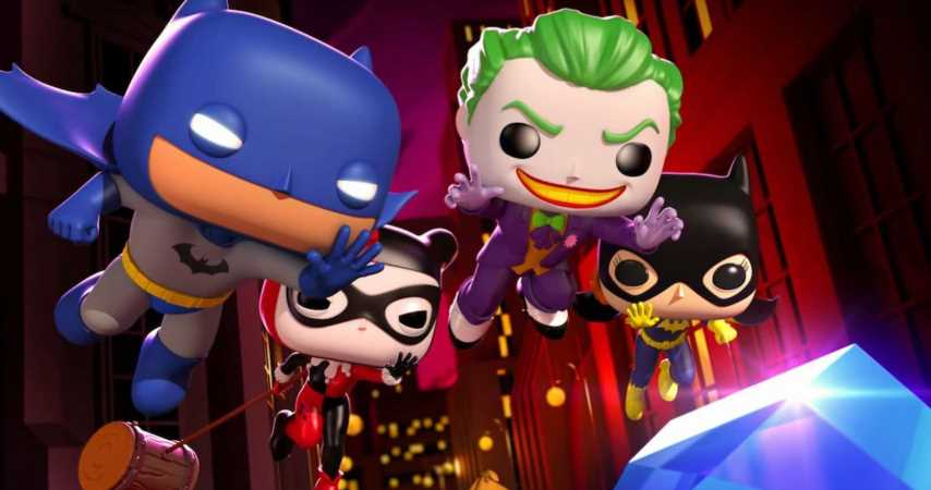 The Funko Figurines Are Getting Their Own Movie