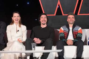 Are Adam Driver and Daisy Ridley Dating?