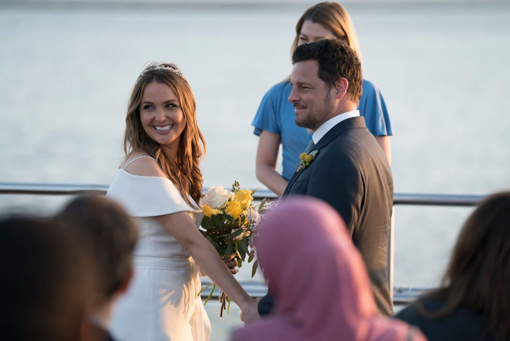 Are Jo and Alex Married on 'Grey's Anatomy'? Season 16 Puts Fans Through a Loop