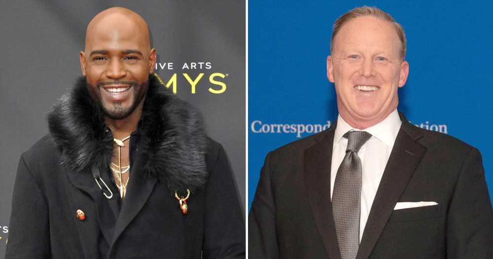 Karamo Brown Hasn't Spoken to Sean Spicer Since 'DWTS' Day One