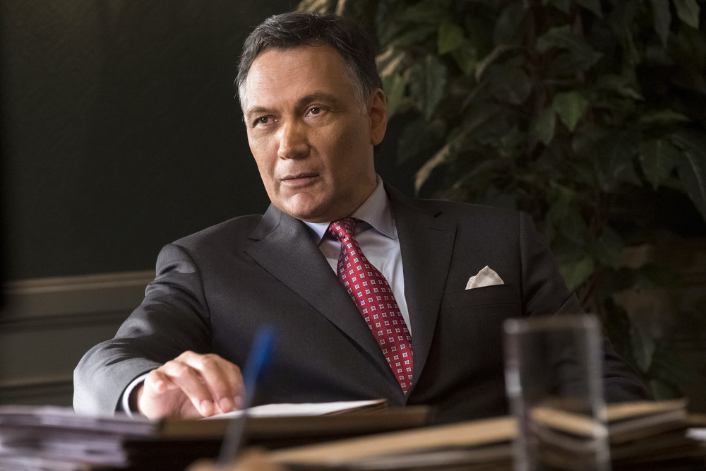 Jimmy Smits Passes the TV Law Torch on 'Bluff City Law'