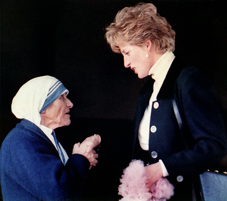The Story Behind Princess Diana's Friendship With Mother Teresa