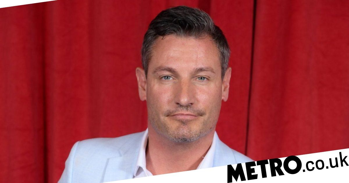 Eastenders' Dean Gaffney 'looking for love on Bumble after split from girlfriend