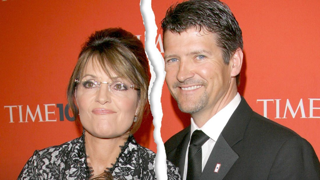 Sarah Palin & Husband Todd Divorcing After 31 Years Of Marriage