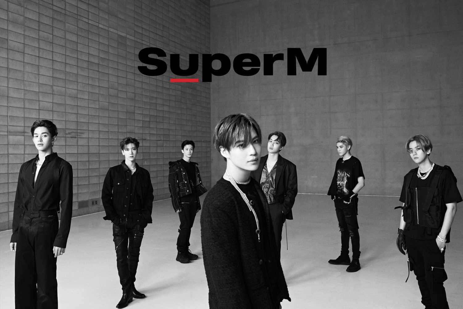 SuperM Releases a Group Trailer and Announces First Concert