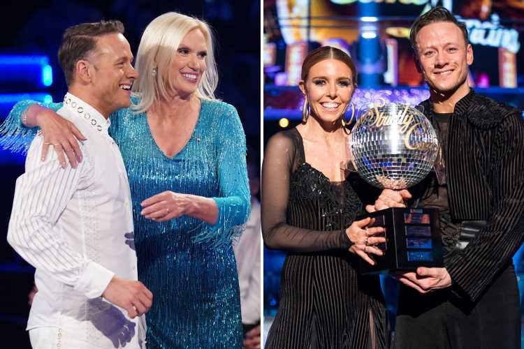 Strictly Come Dancing's Kevin Clifton is fuming at being paired with 60-year-old Anneka Rice and believes he's being punished for Stacey Dooley romance – The Sun