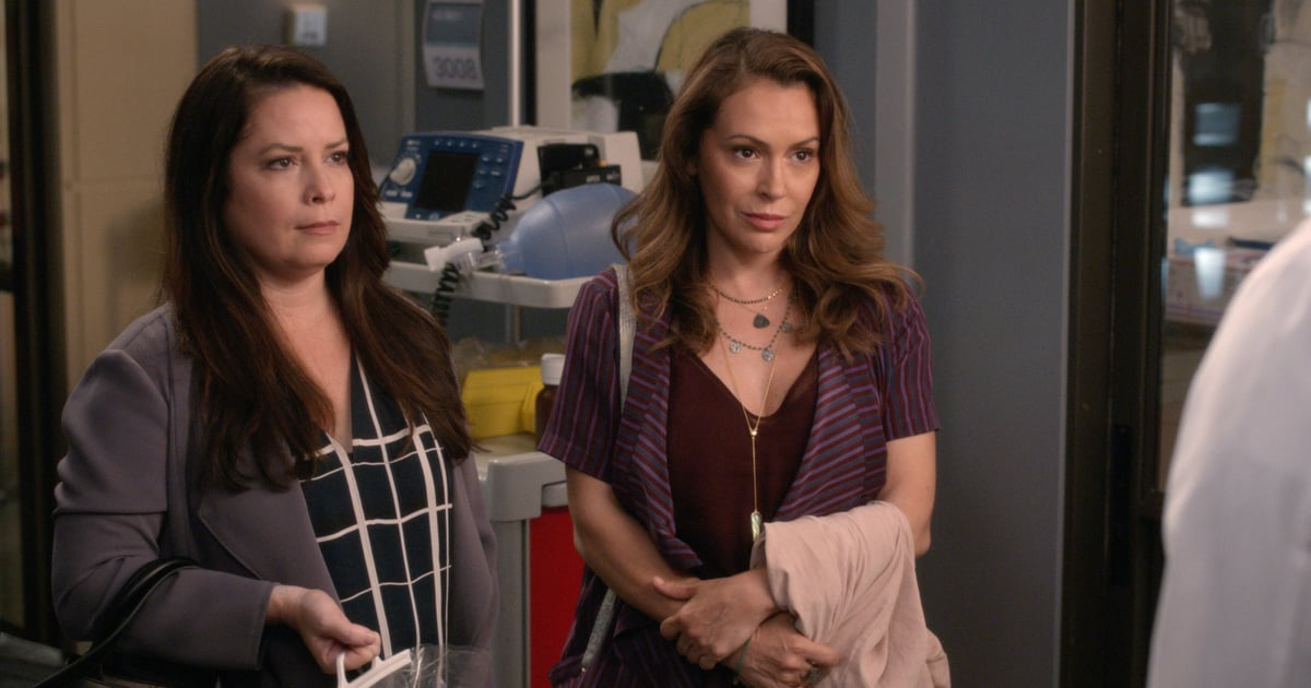 A Charmed Reunion Is Finally Happening, but It's Going Down on Grey's Anatomy