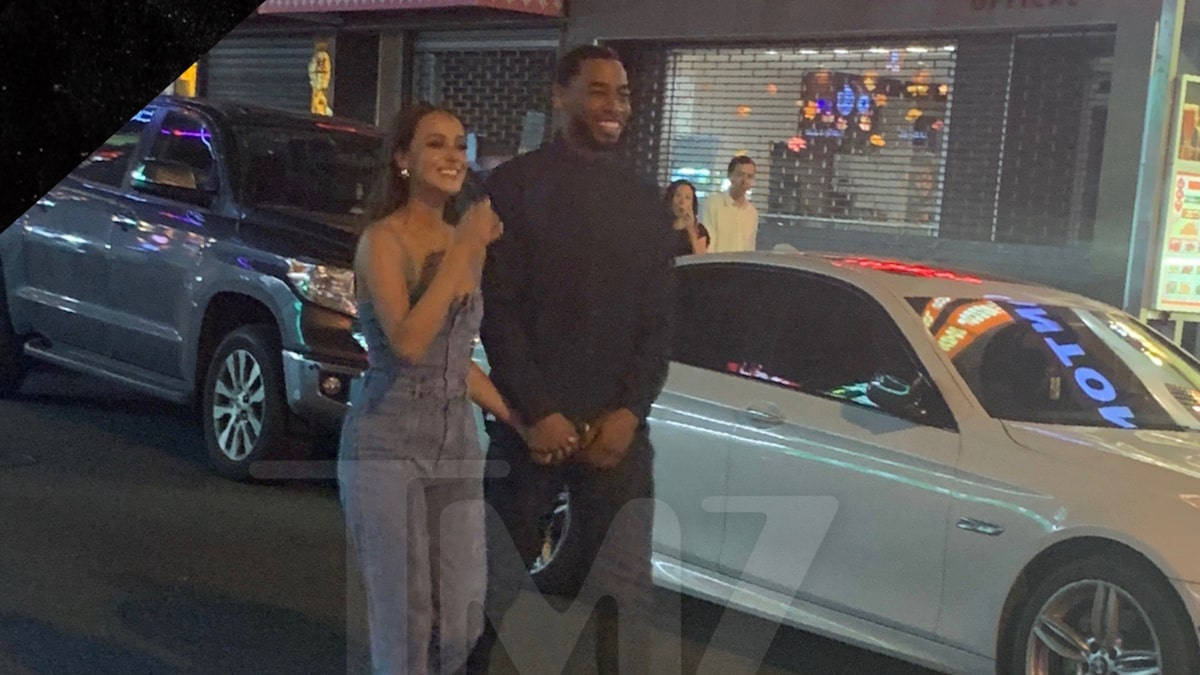 'BiP' Star Mike Johnson Gets Handsy with Girl, Not What You Think