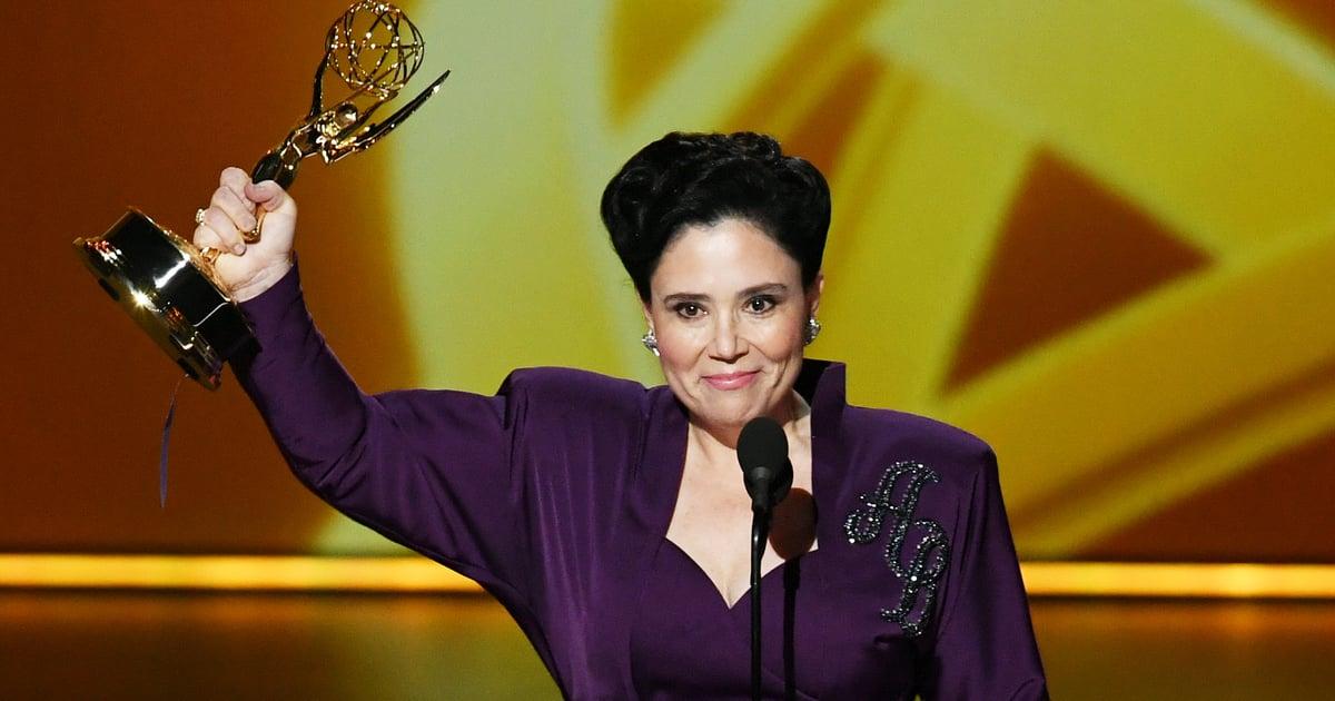 Alex Borstein Takes Her Brilliant Emmys Speech From Profane to Profoundly Inspiring