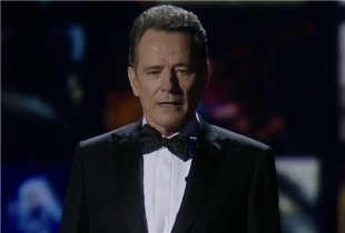 Emmys 2019: Grade the Opening Number (and Bryan Cranston's 'Surprise' Host Duties)