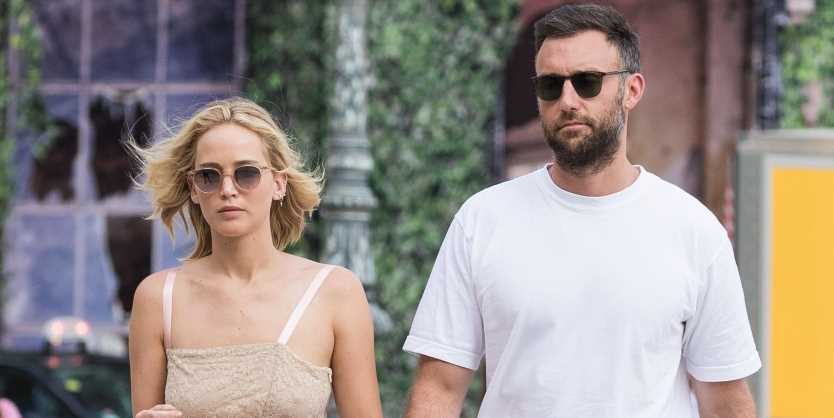 Did Jennifer Lawrence Secretly Get Married This Week?