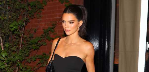 Kendall Jenner Explains What It's Like Watching, & Not Walking, in Fashion Shows