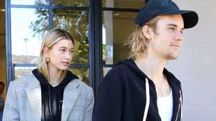 Hailey Baldwin Shares Rare Pic Of Justin Bieber In The Studio After He Promises New Music