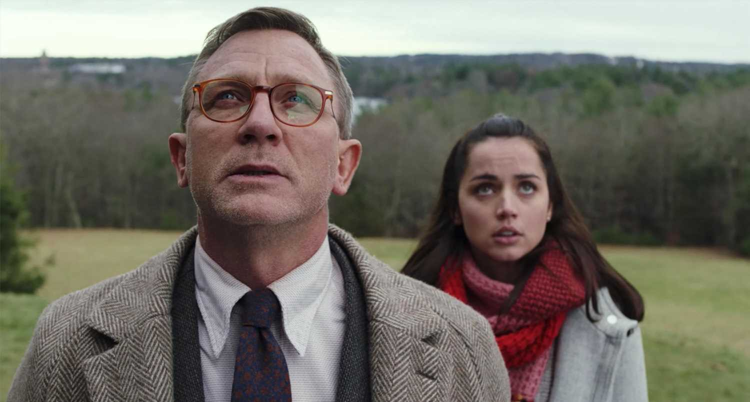 Knives Out trailer puts Daniel Craig on the case of Rian Johnson's whodunnit
