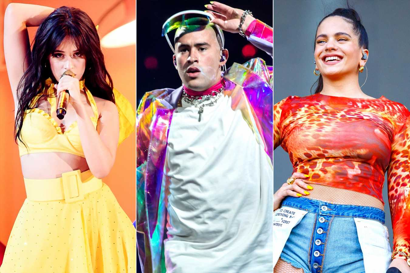 Camila Cabello, Bad Bunny, Rosalia, and more score Latin Grammy nominations