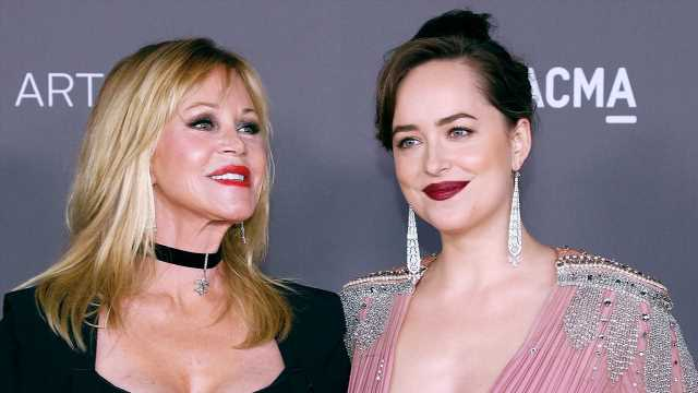 Melanie Griffith Opens Up About Dakota Johnson's Boyfriend Chris Martin: 'They're an Awesome Couple'