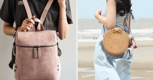 26 Bags From Walmart You'll Probably Want To Bring On Your Next Trip