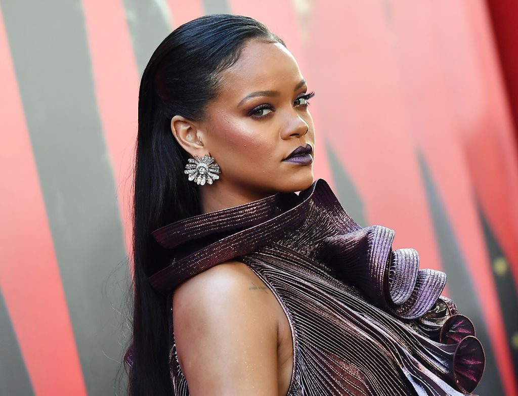 Rihanna Perfectly Sums Up the Importance of Inclusivity and Women