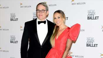 Matthew Broderick and Sarah Jessica Parker to Reunite on Broadway for 'Plaza Suite'