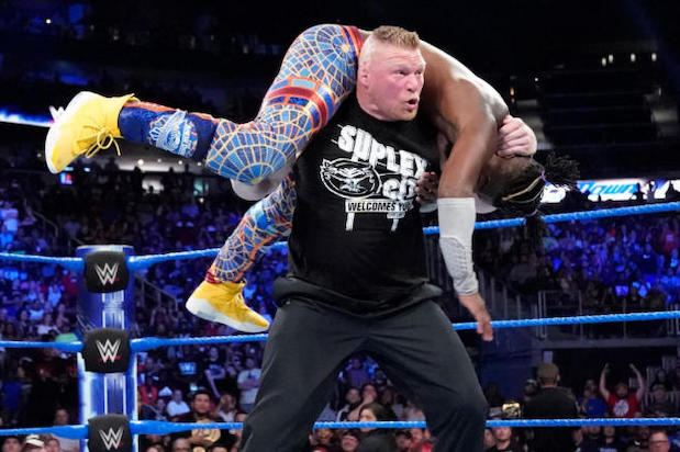 How Fox's WWE 'Friday Night SmackDown' Air Times Will Differ From USA