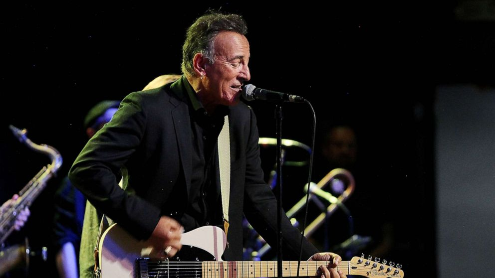 Bruce Springsteen celebrates his 70th birthday