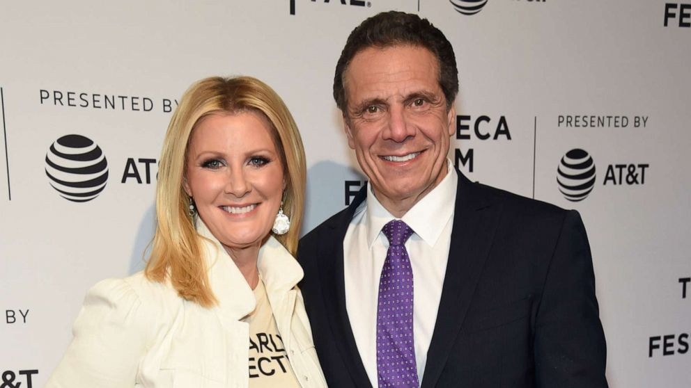 New York Gov. Andrew Cuomo splits with Sandra Lee after 14 years