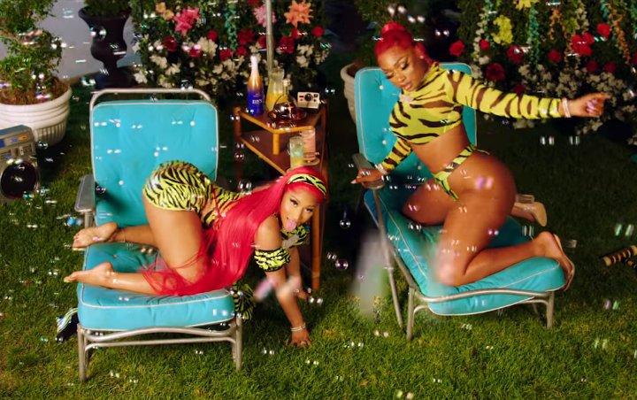Nicki Minaj Gets Ridiculed for Her 'Bad' Twerk in New Video