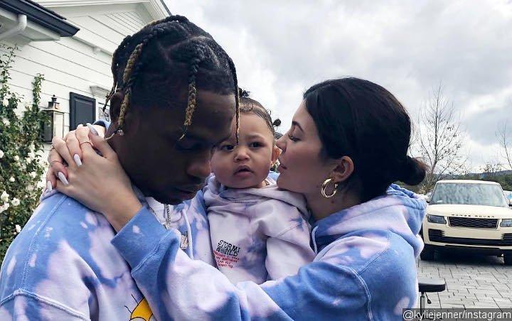 Kylie Jenner Shuts Down Travis Scott Split Rumors With New Family Photo