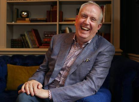 Rory Cowan: AIDS, inequality and why he doesn't keep in touch with the Mrs Brown's Boys cast