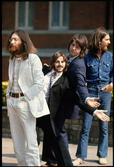 Abbey Road at 50: The Beatles in their final flush of glory