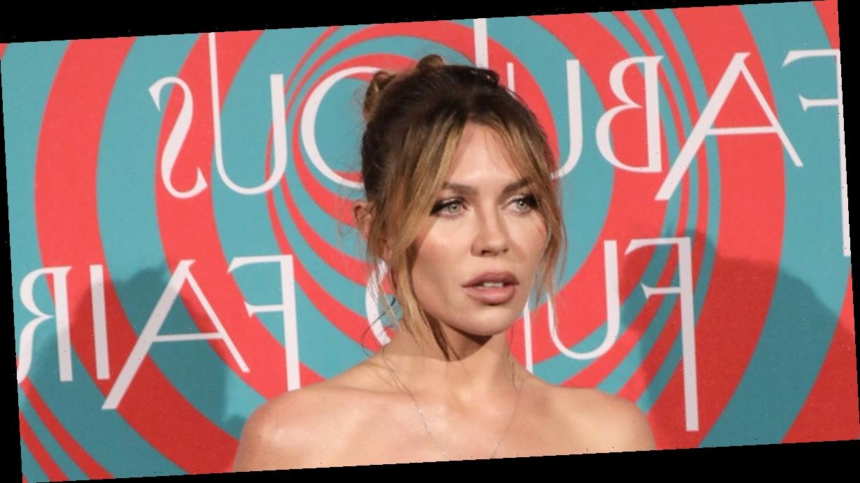 Abbey Clancy admits she is 'running on empty' as a mother-of-four
