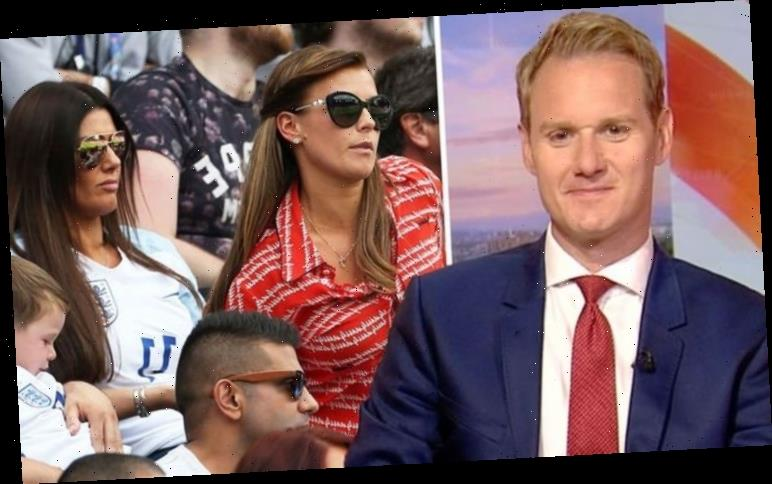 Dan Walker brands Coleen Rooney 'Columbo' as he reacts to claims about Rebekah Vardy