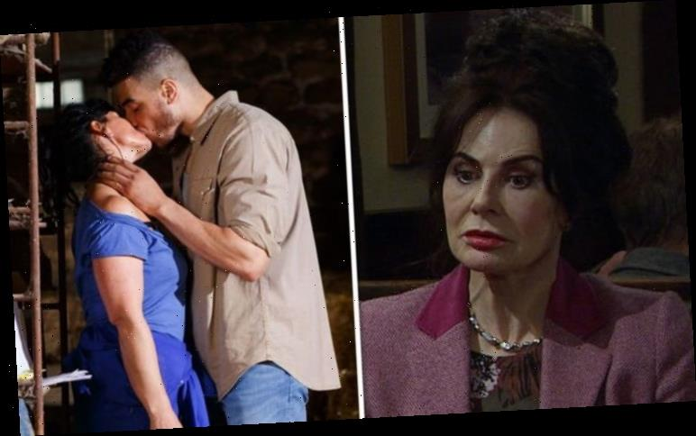 Emmerdale spoilers: Faith Dingle to die in shocking Moira and Nate affair twist?