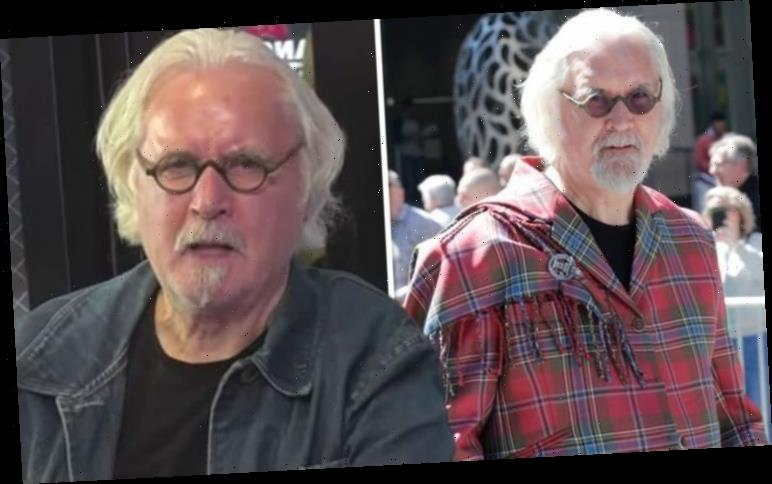 Billy Connolly: 'I've started to drool' Comedian, 76, opens up about 'awful' condition