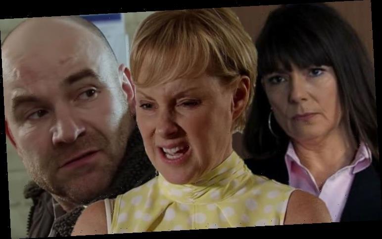 Coronation Street spoilers: Sally Metcalfe plots revenge in bitter affair feud?
