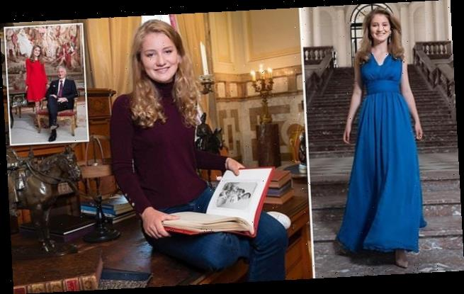 Crown Princess Elisabeth of Belgium's 18th birthday to be live on TV
