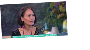 Emmerdale Leah Bracknell 'didn't know' cancer diagnosis was going to be public'