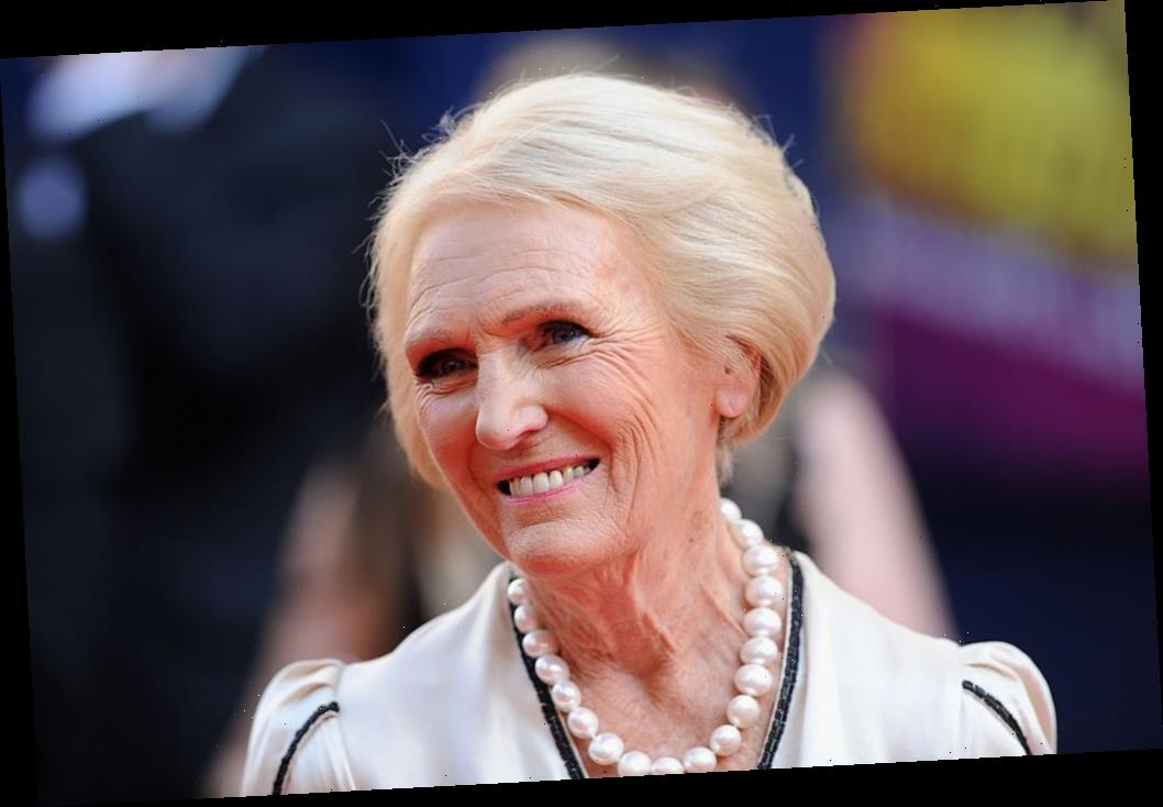 Mary Berry's Disturbing Habit During Breaks on 'The Great British Baking Show'